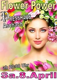 Flower Power im Presshaus Aschach @Presshaus Aschach