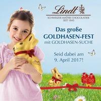 Lindt Goldhasen-Fest@Schloss Schönbrunn