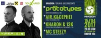The Prototypes / Easter Special by Invasion@VolXhaus - Klagenfurt