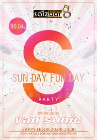 SundayFunday/DJ Van Sonic@Salzbar