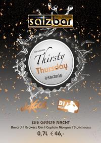 Thirsty Thursday @Salzbar