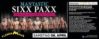 The SIXX PAXX Aftershow Party!@Fledermaus Graz