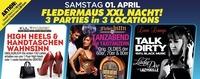 Fledermaus XXL Nacht! 3 Parties in 3 Locations!@Fledermaus Graz