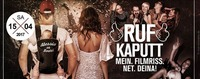 RUF Kaputt!@Bollwerk Klagenfurt
