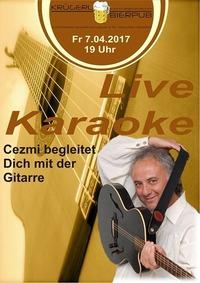 Live Karaoke@Bierpub Krügerl