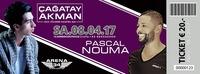 Cagtay Akman & Pascal Nouma@Club 34