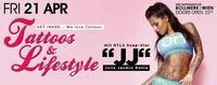 Tattoos & Lifestyle mit RTL2 Soap Star JJ (Julia Jasmin Rühle)@Bollwerk