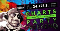 Charts Party - Weekend!@Fabrics - Musicclub