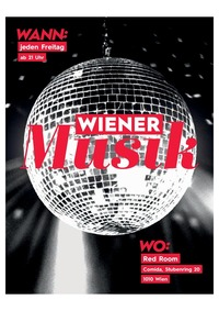 WIENER Musik@RED ROOM Cocktailbar & Club
