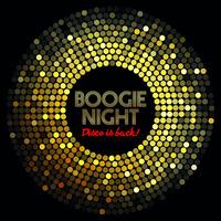 BOOGIE NIGHT - Disco is Back!@Cabaret Fledermaus