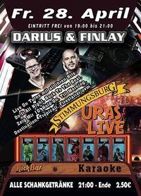 Darius & Finlay // URAS@Excalibur