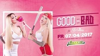 Good vs. Bad Clubtour 2017 by Katja Krasavice@Cheeese
