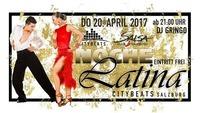 Noche Latina - 20.4.2017 - Salsa Club Salzburg & City Beats@City Beats