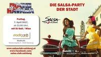 Noche Havana - 7.4.2017 - die Salsa Party der Stadt@Stadtcafe Salzburg