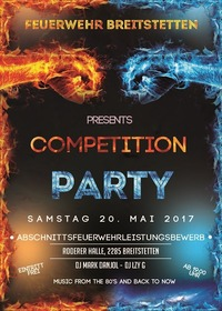 Competition Party@Roderer-Halle