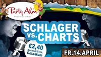 Schlager vs. Charts@Party Alm Hartberg