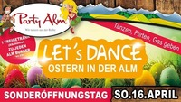 LET´S DANCE@Party Alm Hartberg