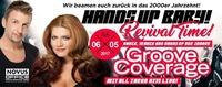 Hands Up Baby!! Revival Time! Groove Coverage Live@Bollwerk Klagenfurt