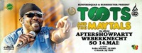 Official TOOTS and the Maytals Aftershow Party at Weberknecht@Weberknecht
