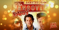 The Hangover Party - April 2017@Kino-Stadl
