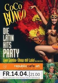 Coco Bongo / Special: Live Samba Show@Republic