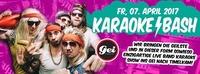 Karaoke Bash im GEI Musikclub, Timelkam@GEI Musikclub
