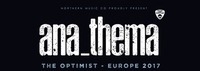 Anathema, Alcest presented by Mind Over Matter@Simm City