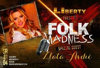 Folk Madness with Zlata Avdic - Club Liberty