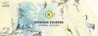 Dominik Eulberg at Kantine Salzburg@Die Kantine