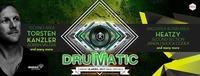 Drumatic w/ Torsten Kanzler (2 Areas)@Die Kantine