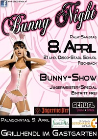 Bunny Night@Disco-Stadl Schurl