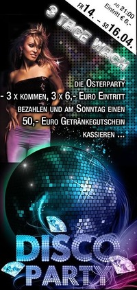 3 Tage wach@Mausefalle