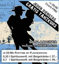 Jeden Dienstag – Tanzkurs SALSA & Bachata@Mausefalle