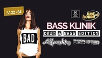 BASS Klinik - Drum & Bass Edition@Lusthouse