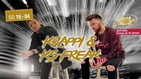 Krappi & KS FREAK live@Lusthouse