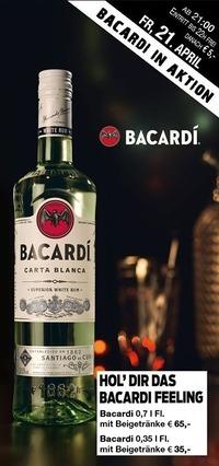 Bacardi Night@Partymaus Wörgl