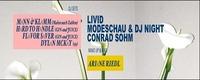LIVID Modeschau / DJNight@Conrad Sohm