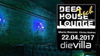 Deep/Techhouse Lounge@Die Villa - musicclub