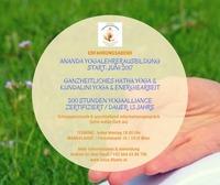 Erfahrungsabend: ANANDA Yogalehrerausbildung - Start Juni 2017@Mandalahof Seminarzentrum