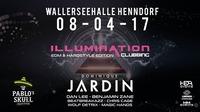 Illumination Clubbing - EDM & Hardstyle Edition@Wallerseehalle