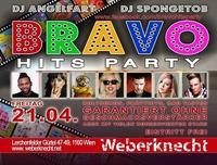 BRAVO Hits Party at Weberknecht // 21.04.2017@Weberknecht