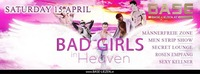 Bad Girls in Heaven@BASE
