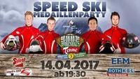 Medaillenparty | ÖSV Speedski@Hohenhaus Tenne