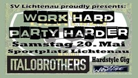 Work Hard - PARTY Harder@Disco Apollon