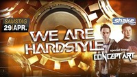 We are Hardstyle@Shake