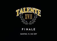 Talente Finale / Samstag, 13. Mai 2017 / Conrad Sohm@Conrad Sohm