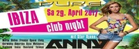PURE Ibiza Club Night@Pure Kufstein
