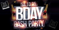 B-Day Bash Party@Eventhouse Freilassing