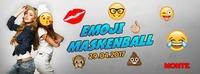 Emoji Maskenball@Monte