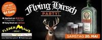 Flying Hirsch Party!@Fledermaus Graz
